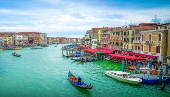 Wenecja-grand-canal-wielki-kanał